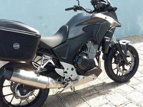 Moto Honda Cb500x Ano 2015