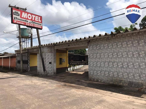 Motel Com 20 Suítes, 900 M² - Br316 - Ananindeua/pa - Ho0003