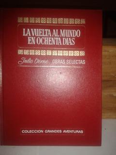 Libro Julio Verne La Vuelta Al Mundo En 80 Dias Comics