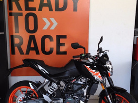 Ktm Duke 200 Gs Motorcycle