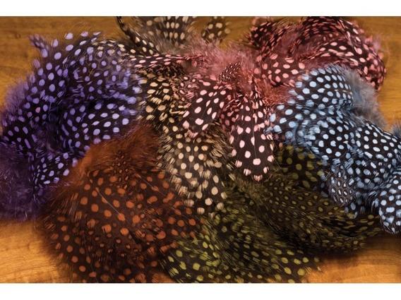 Material De Atado De Moscas Strung Guinea Feathers Hareline