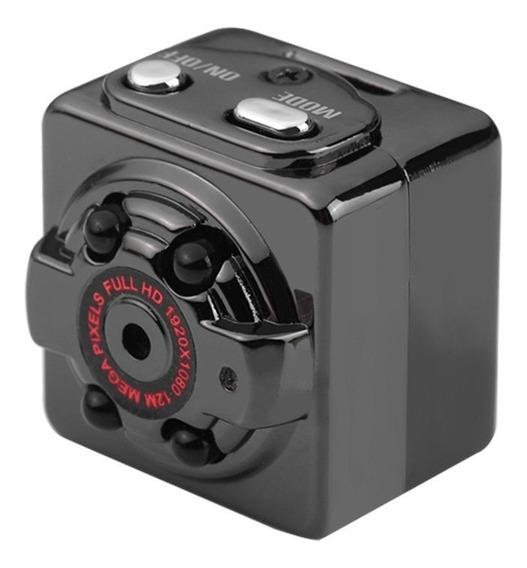 Mini Camara Espia Hd Con Soporte Y Broche 32gb Oculta Activa Con Movimiento Soporta Memoria Expandible Micro Sd 32gb