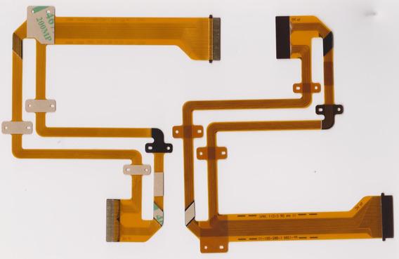 Cabo Flat Flex Lcd Sony Dcr-sr20(e) Sx-21(e) Sx-15(e) Fp1289