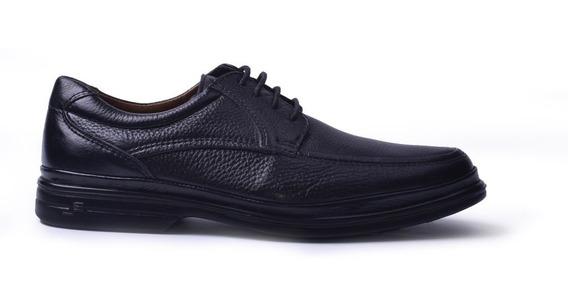 Zapato De Vestir Alan - Stork Man Negro