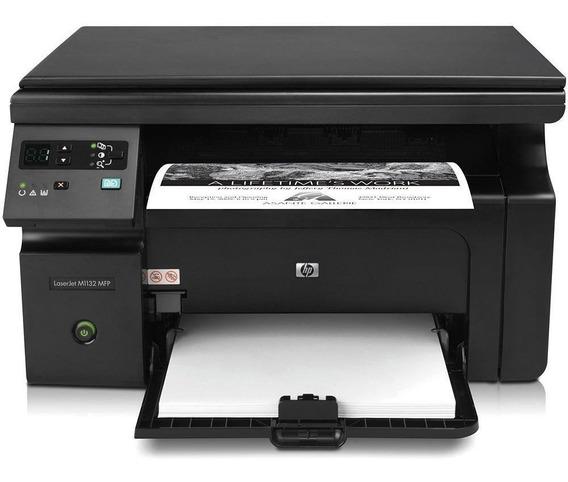 Impressora Multifuncional Hp M1132 + Toner 285a - Usada