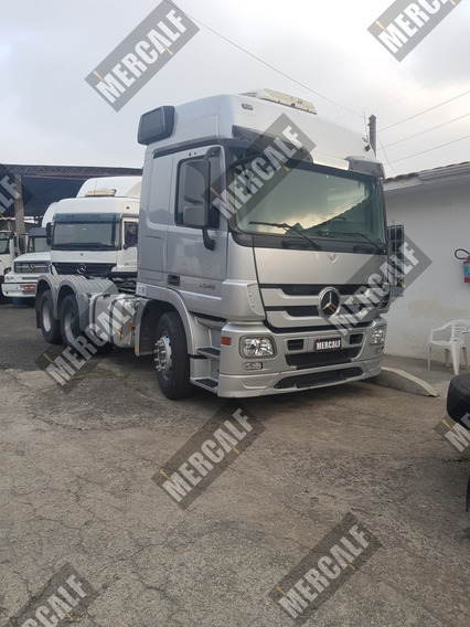 Mb Actros 2546 S Automatico Ano 2011 6x2