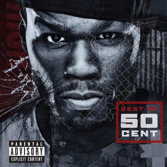 50 Cent Best Of 2 Vinilos Nuevos Importados