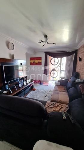 Apartamento Com 2 Dormitórios Sendo 1 Suite, 2 Vagas - Cf32866