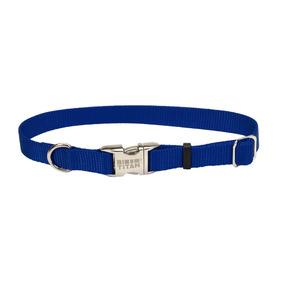 Collares Para Perro Titan Azul Correa Medium Large 1 Coasta