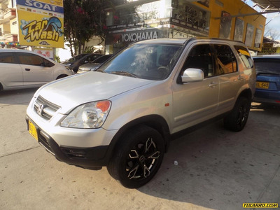 Honda Cr-v 2.4 4x4 At