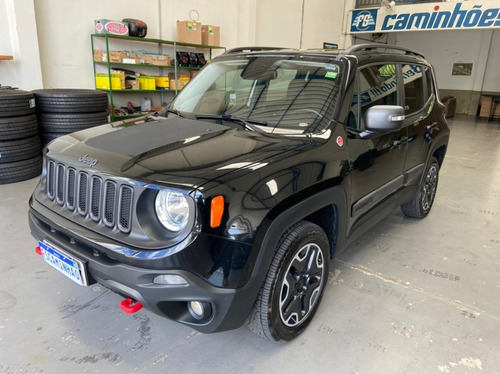 Jeep Renegade Trail Hawk 4x4 Fs Caminhoes