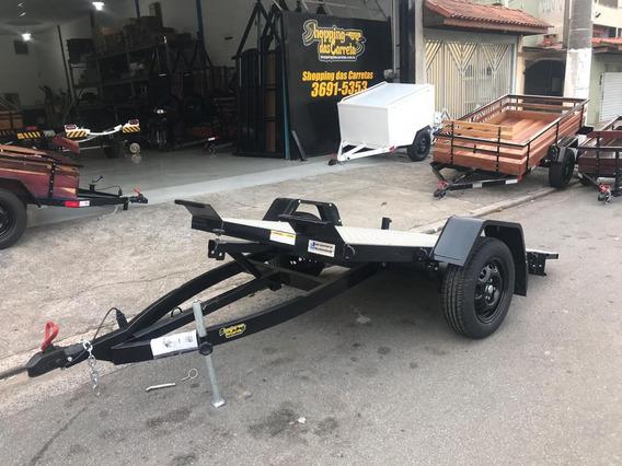 Carretinha Basculante Para Quadriciclo - Carreta Quadriciclo