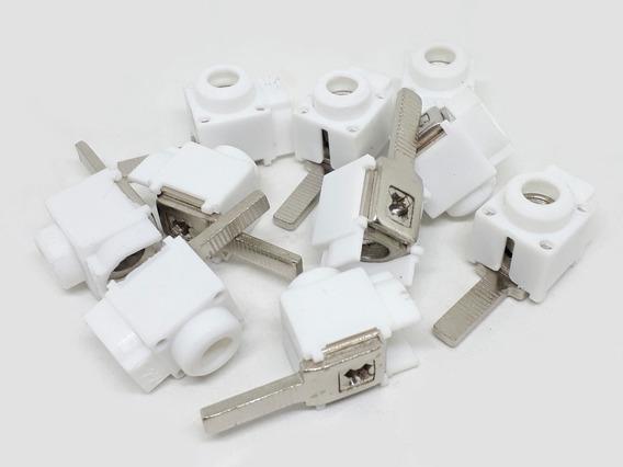 Terminal Genérico Curto Para Disjuntor Fio Até 25mm / 10 Pçs