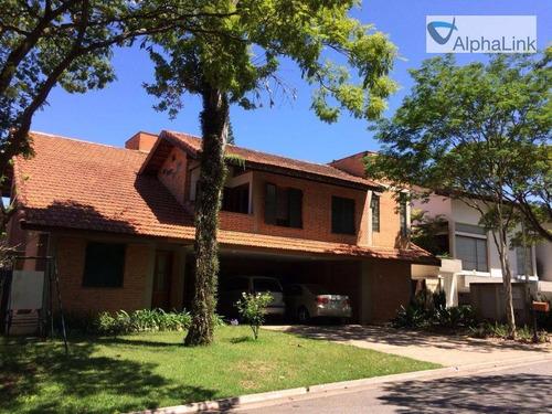 Imagem 1 de 30 de Casa Com 5 Dormitórios À Venda, 335 M² Por R$ 1.880.000,00 - Alphaville - Santana De Parnaíba/sp - Ca0197