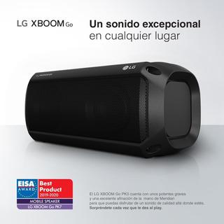 Parlante Bluetooth Portátil LG Pk3 - Resistente Al Agua