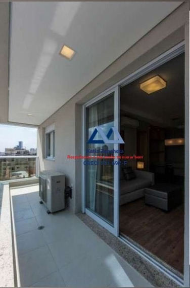 Apartamento Em Vila Olímpia - São Paulo - 557