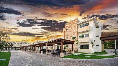 Departamento En Venta En Serena, Yucatan Country Club
