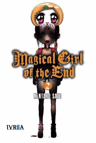 Manga Magical Girl Of The End Tomo 02 - Ivrea