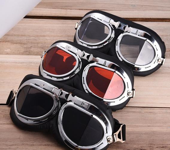 Antiparras O Goggles Marco Metálico Toy Disfraz