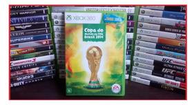 Copa Do Mundo Da Fifa Brasil 2014 - Xbox 360 Frete 12 Pt