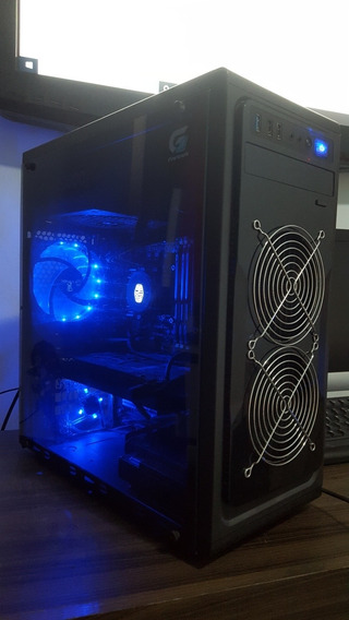 Pc Gamer Core I7 Gtx 1060 6g 12gb 750gb Ram Water Cooler Ssd