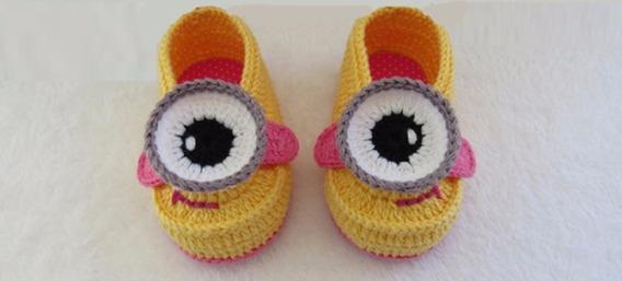 Guillerminas Fantasia A Crochet (caja Y Tarjeta)desde
