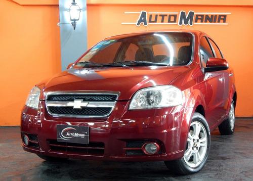 Chevrolet Aveo Lt 2011 Gnc 5ta - Excelente Estado! Pocos Km!