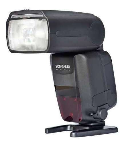Flash Speedlite Yongnuo Yn-600ex-rt Ii Para Canon