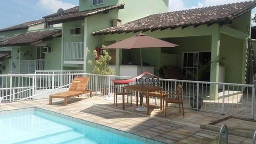 Imagem 1 de 24 de Casa Com 3 Dormitórios À Venda, 100 M² Por R$ 540.000,00 - Jacarepaguá - Rio De Janeiro/rj - Ca0345