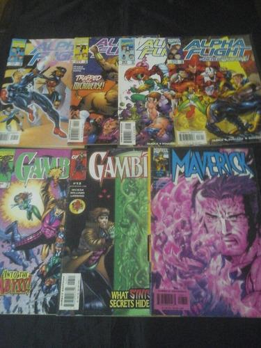 Lote De Comics Varios En Ingles -