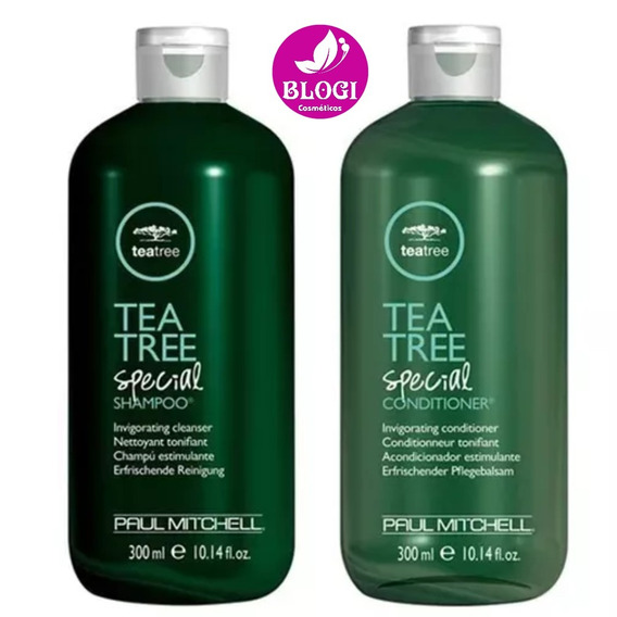 Paul Mitchell Tea Tree Special Sh+ Cond 300ml + Brinde
