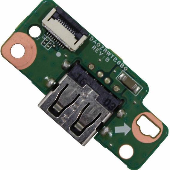 Placa Auxiliar Usb 2.0 Notebook Acer Aspire E5-574 (10922)