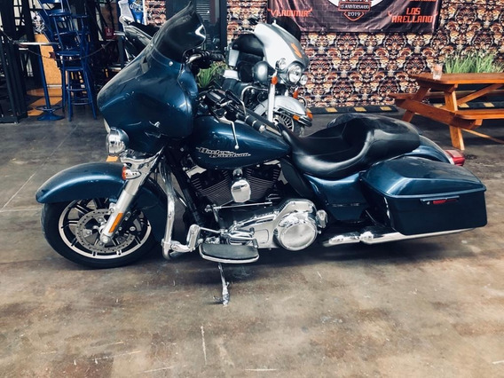 Harley Davidson 2016 Electra Police