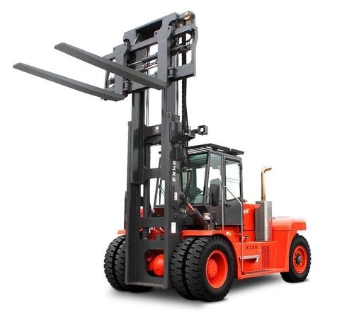 Imagem 1 de 10 de Empilhadeira Lonking Lg160 Nova Diesel, 16 Ton, Torre Padrão
