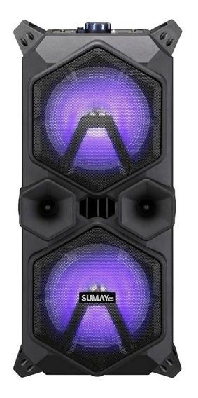 Caixa De Som Amplificada Taurus 440bt Sumay