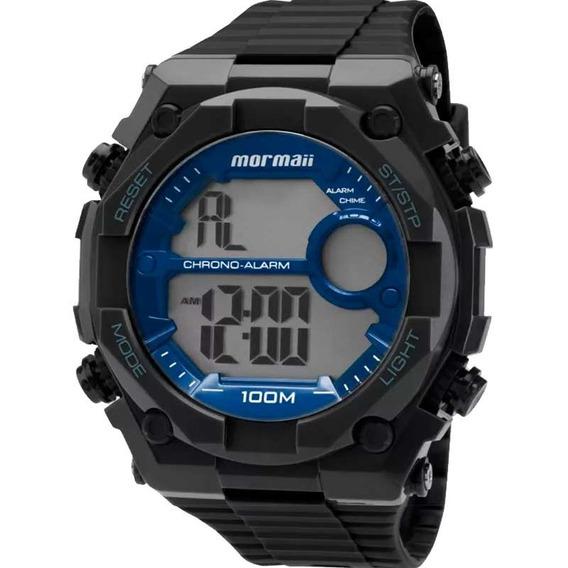 Relógio Mormaii Digital Masculino Preto Moy1538/8a