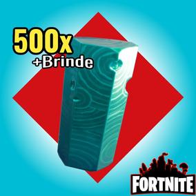 500 Malaquitas - Fortnite - Salve O Mundo