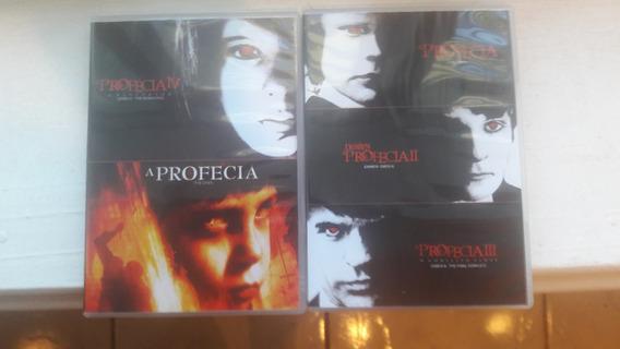 A Profecia - A Coleção Completa - 05 Dvd Originais