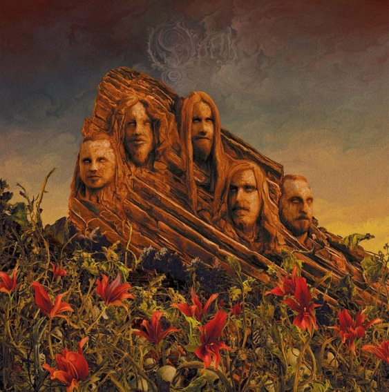 Opeth:garden Of The Titans:live At Red Rocks Amph(dvd/2cds)