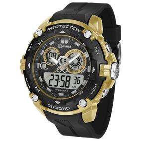 Relógio X Games Masculino Xmppa275 Bxpx Esportivo Anadigi