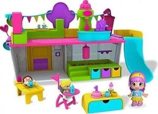 Pinypon Baby Party Sxi Ref 34978 Piny Pon