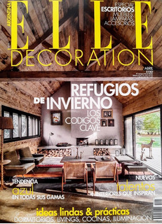 Revista Elle Decoracion Nº 4 Abril 2019