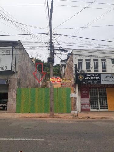 Imagem 1 de 4 de Terreno Comercial - Centro - Te3343