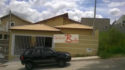 Casa Com 3 Dormitórios À Venda, 130 M² Por R$ 500.000 - Loteamento Residencial Central Park Ii - Itatiba/sp - Ca1388
