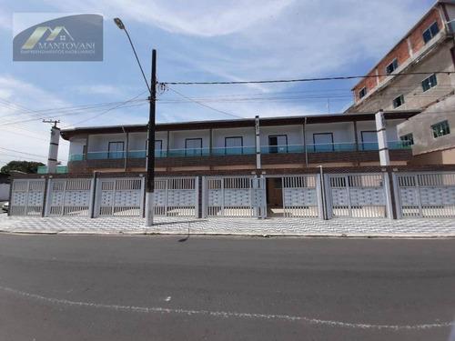 Imagem 1 de 13 de Sobrado À Venda, 60 M² Por R$ 230.000,00 - Jardim Glória - Praia Grande/sp - So0170