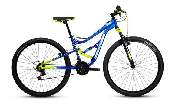 Bicicleta Mercurio Kaizer Dh Rodada 29 Doble Suspensión