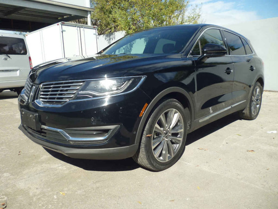 Lincoln Mkx 5p Reserve V6/2.7 /t Aut Awd