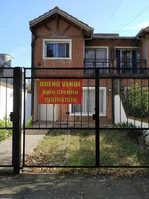 Casa Duplex Ituzaingo Norte 3 Habitacione 3 Baños Fondo