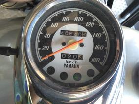 Yamaha Star Drag 650