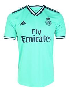 Nova Camisa Real Madrid Uniforme 3 (third) 2019 - Original
